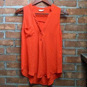 -Lush- Flowy sleeveless top - size xs